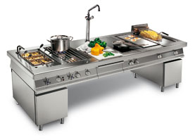 MODULAR COOKING EQUIPMENT